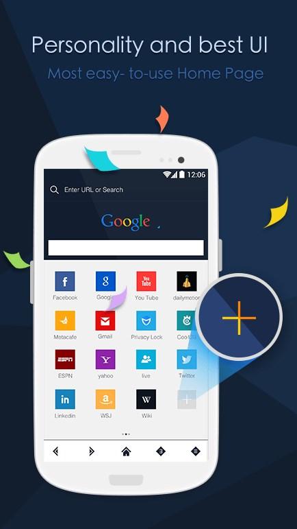 Cool Browser 1.5 - Imagem 1 do software