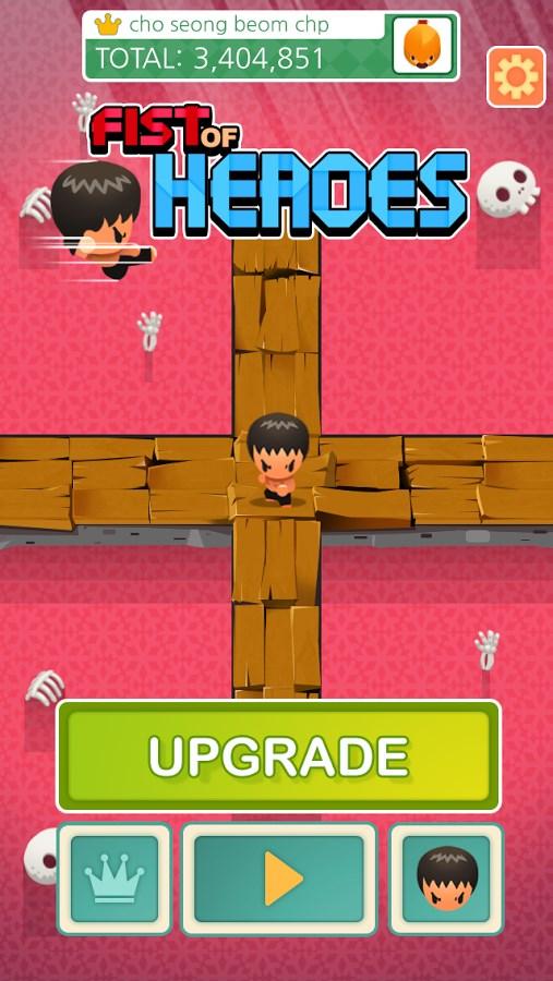 Fist of Heróis - Imagem 1 do software
