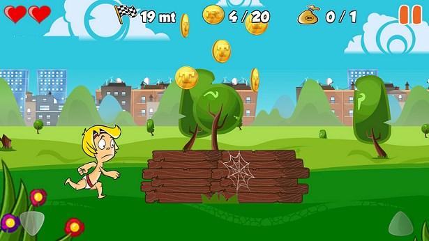 Running Twister Save Your Love - Imagem 1 do software