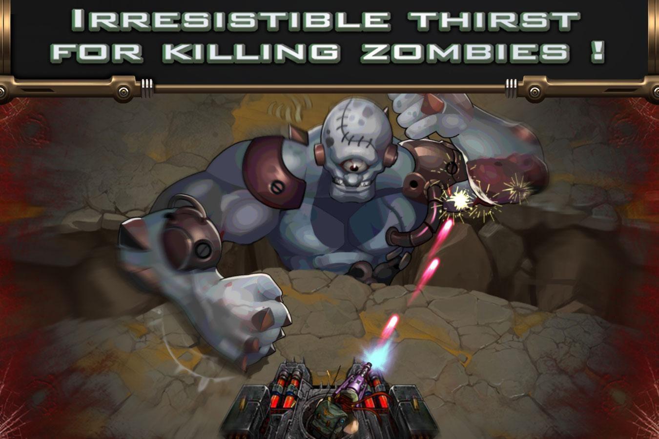 Zombie Storm - Imagem 1 do software