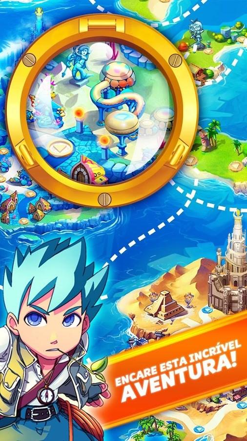 Batalha dos Mares - Imagem 1 do software