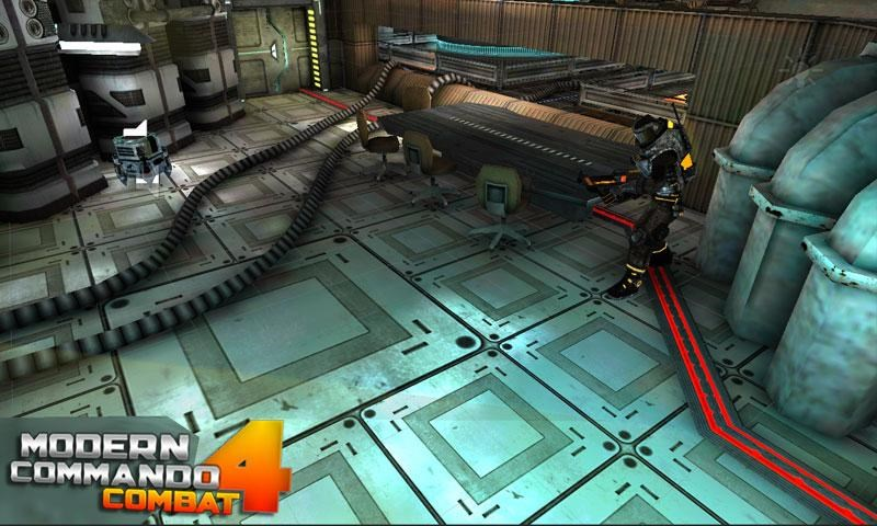 Call of Modern Commando 4 Free - Imagem 1 do software
