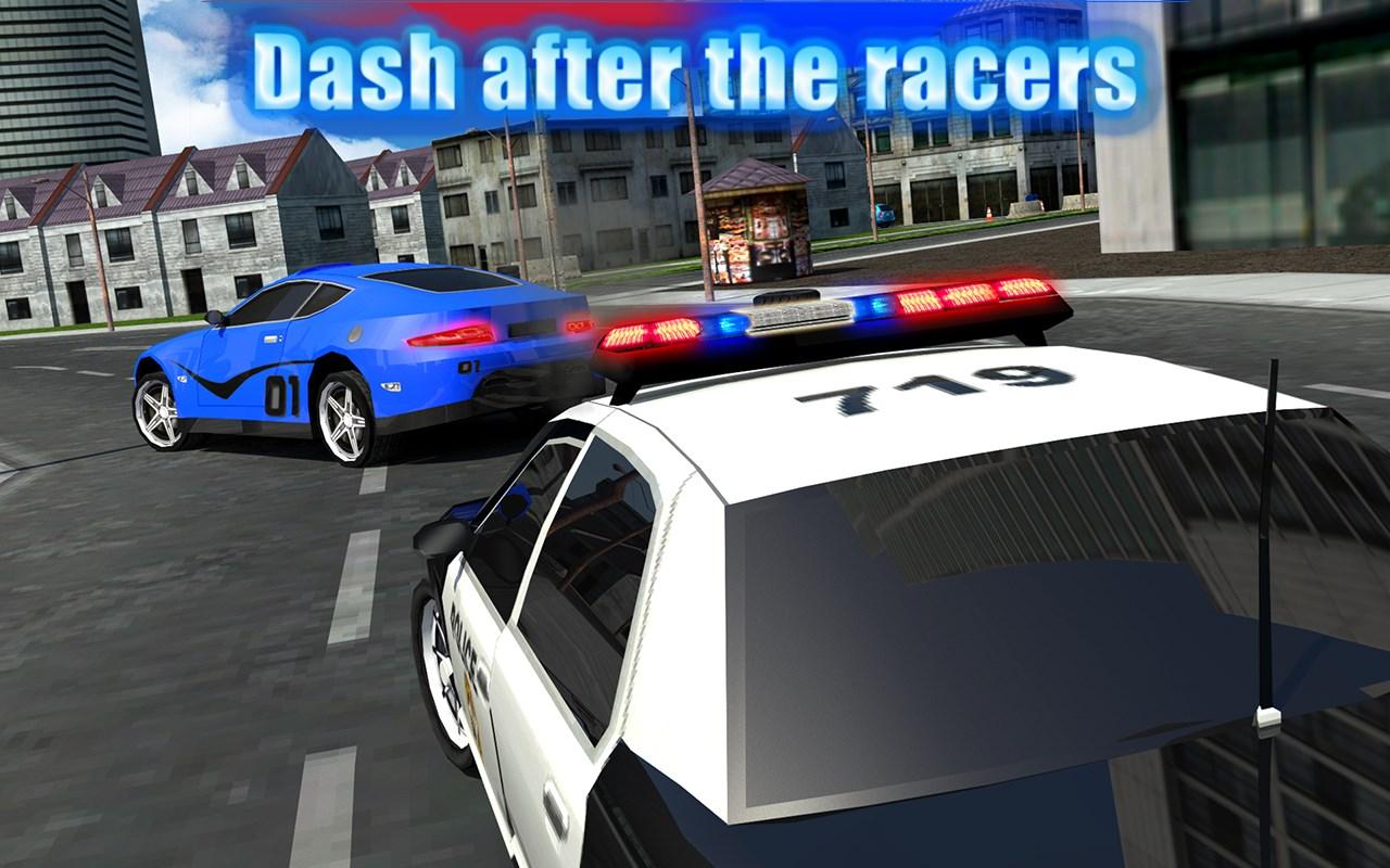 Police Force Smash 3D - Imagem 1 do software