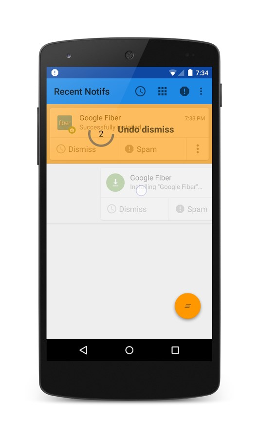 Smart Notification Spam Block - Imagem 1 do software