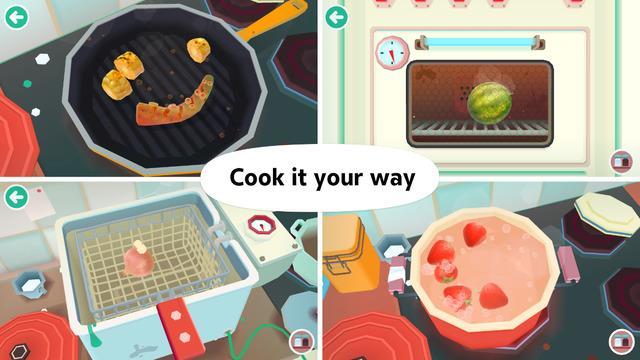Toca Kitchen 2 - Imagem 1 do software