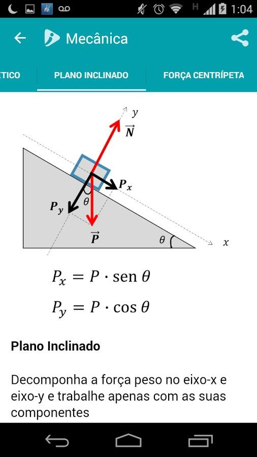 Física Interativa - Imagem 2 do software