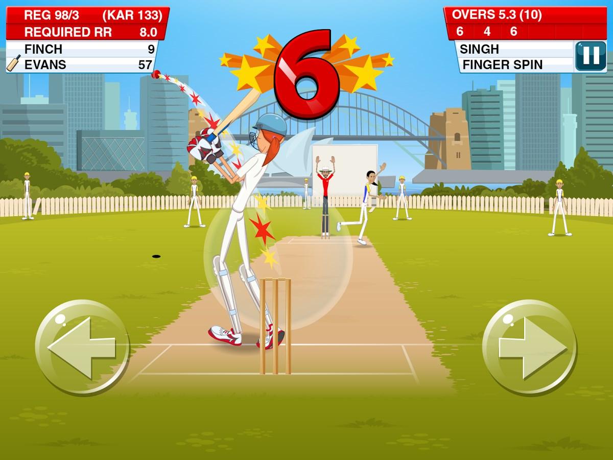 Stick Cricket 2 - Imagem 1 do software