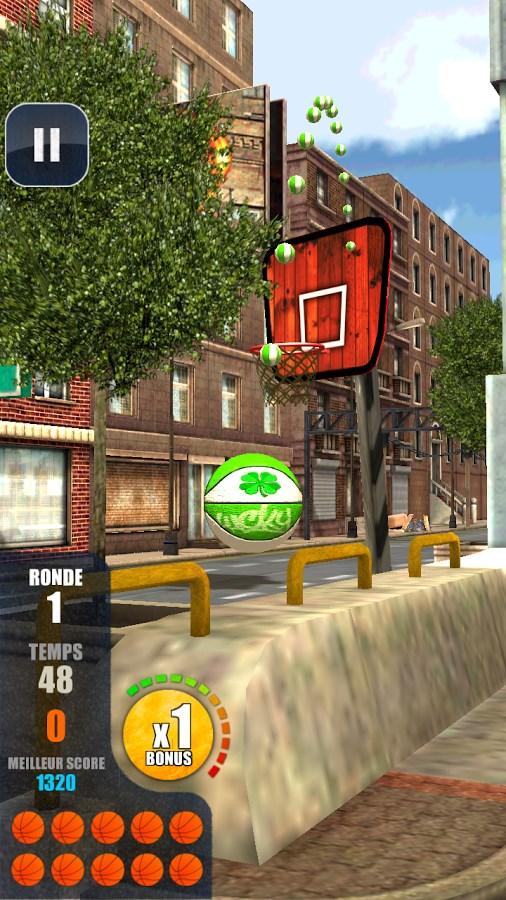 Hood Hoops Basketball - Imagem 1 do software