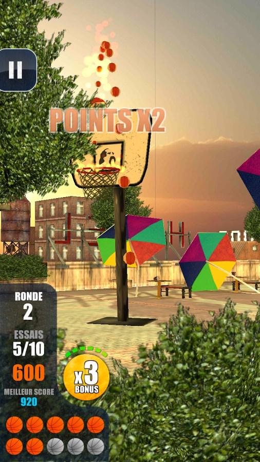 Hood Hoops Basketball - Imagem 2 do software
