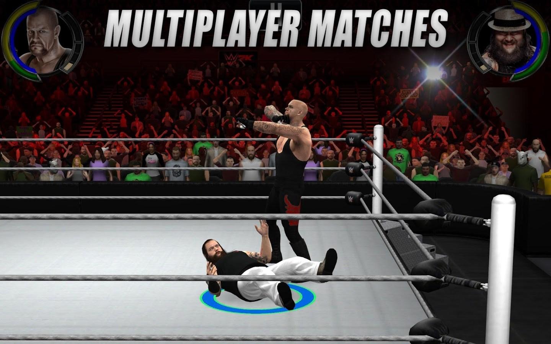 WWE 2K - Imagem 1 do software