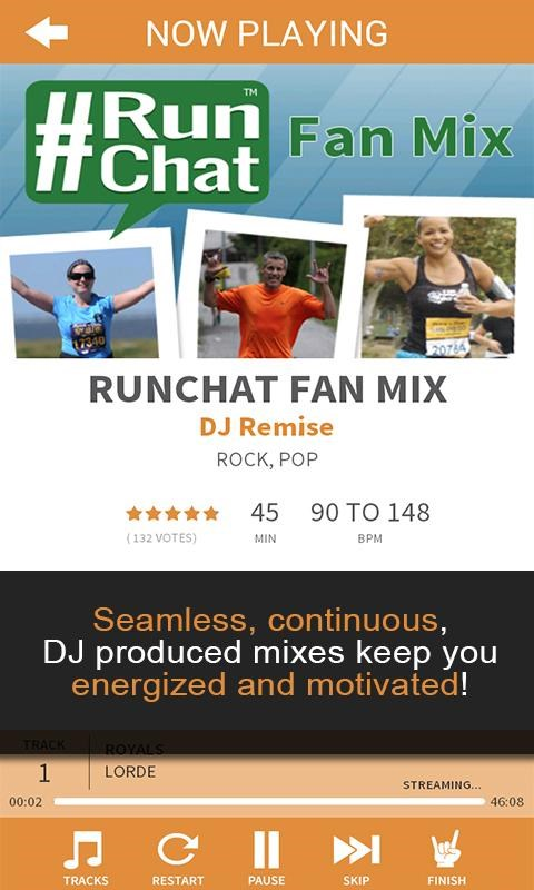 RockMyRun - Best Workout Music - Imagem 2 do software