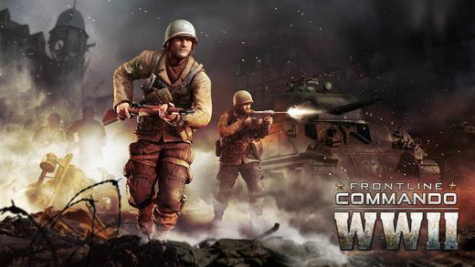 Frontline Commando: WW2 - Imagem 1 do software