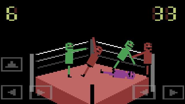 Wrassling - Imagem 1 do software