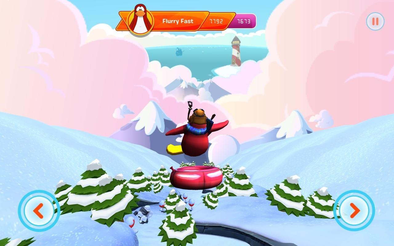 G-Ladeira do Club Penguin - Imagem 1 do software