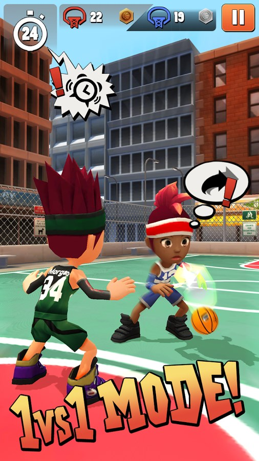 Swipe Basketball - Imagem 2 do software