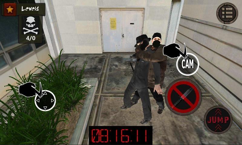 City Crime:Mafia Assassin 3D - Imagem 1 do software