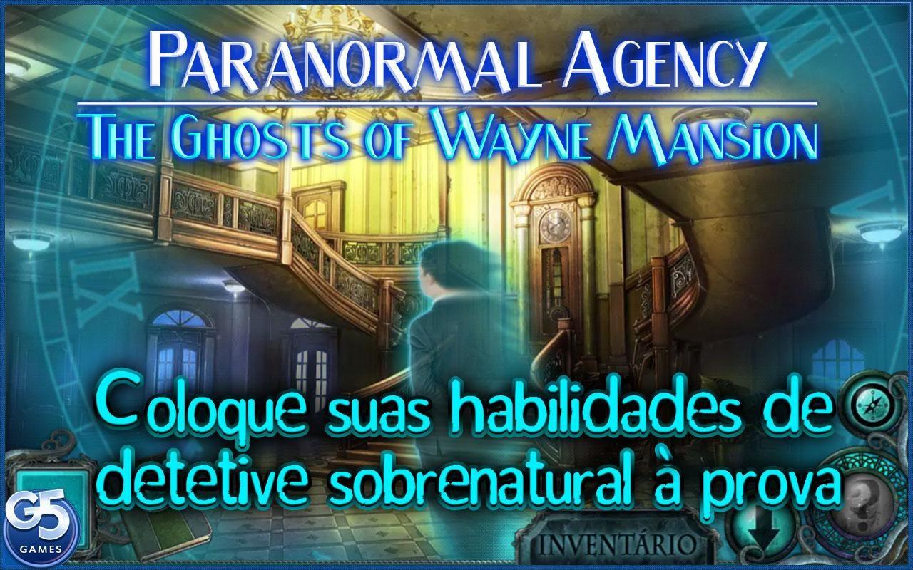 Paranormal Agency 2 - Imagem 1 do software