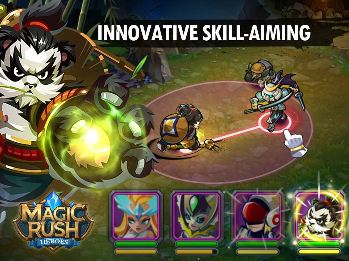 Magic Rush: Heroes - Imagem 1 do software