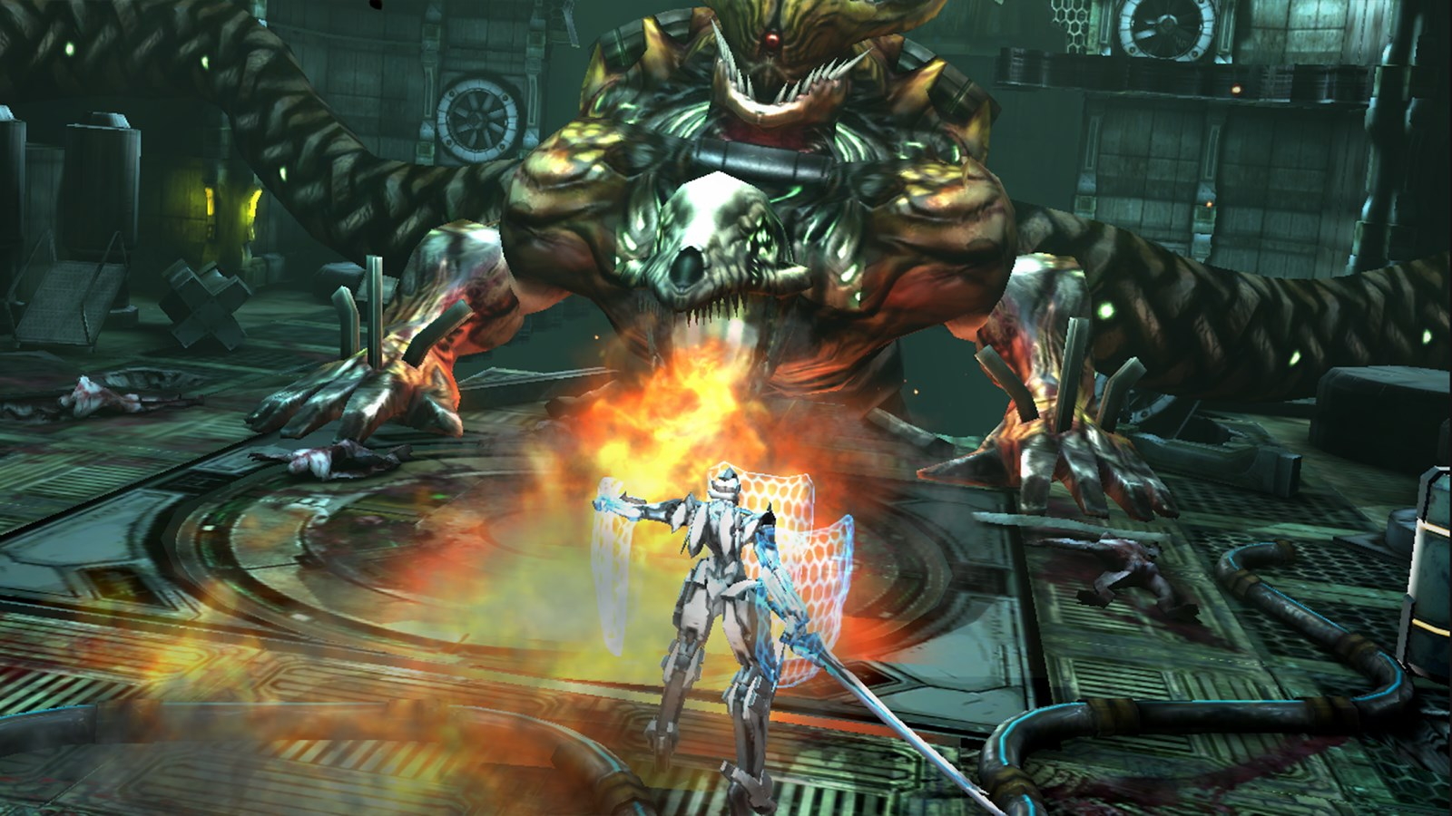 Implosion - Imagem 2 do software
