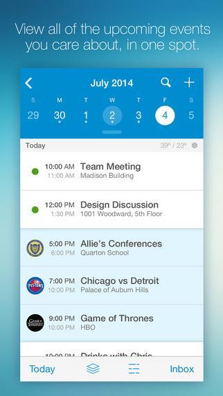 UpTo Calendar - Imagem 1 do software