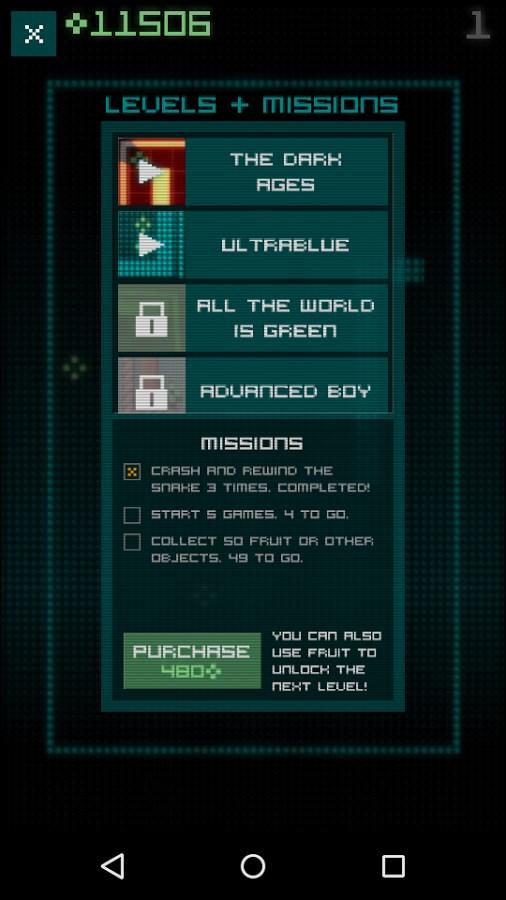 Snake Rewind - Imagem 2 do software