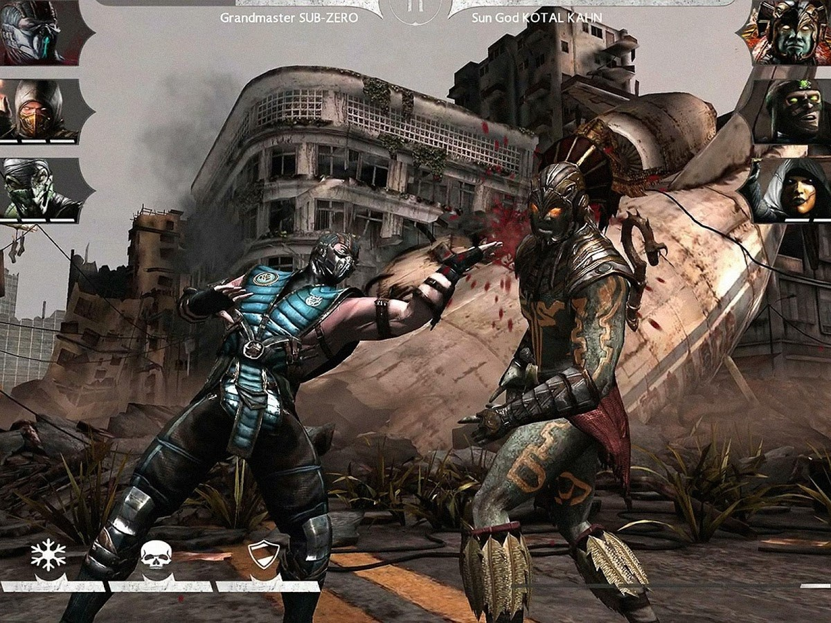 MORTAL KOMBAT X - Imagem 1 do software