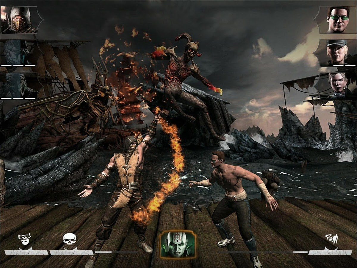 MORTAL KOMBAT X - Imagem 2 do software