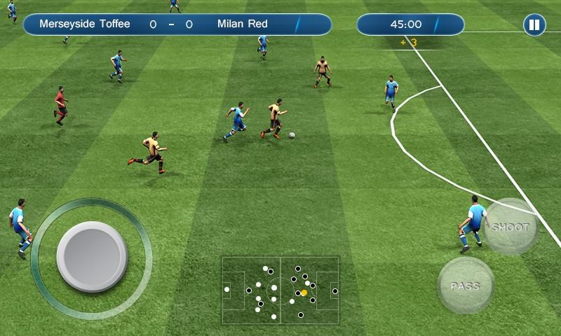 Ultimate Soccer - Football - Imagem 1 do software