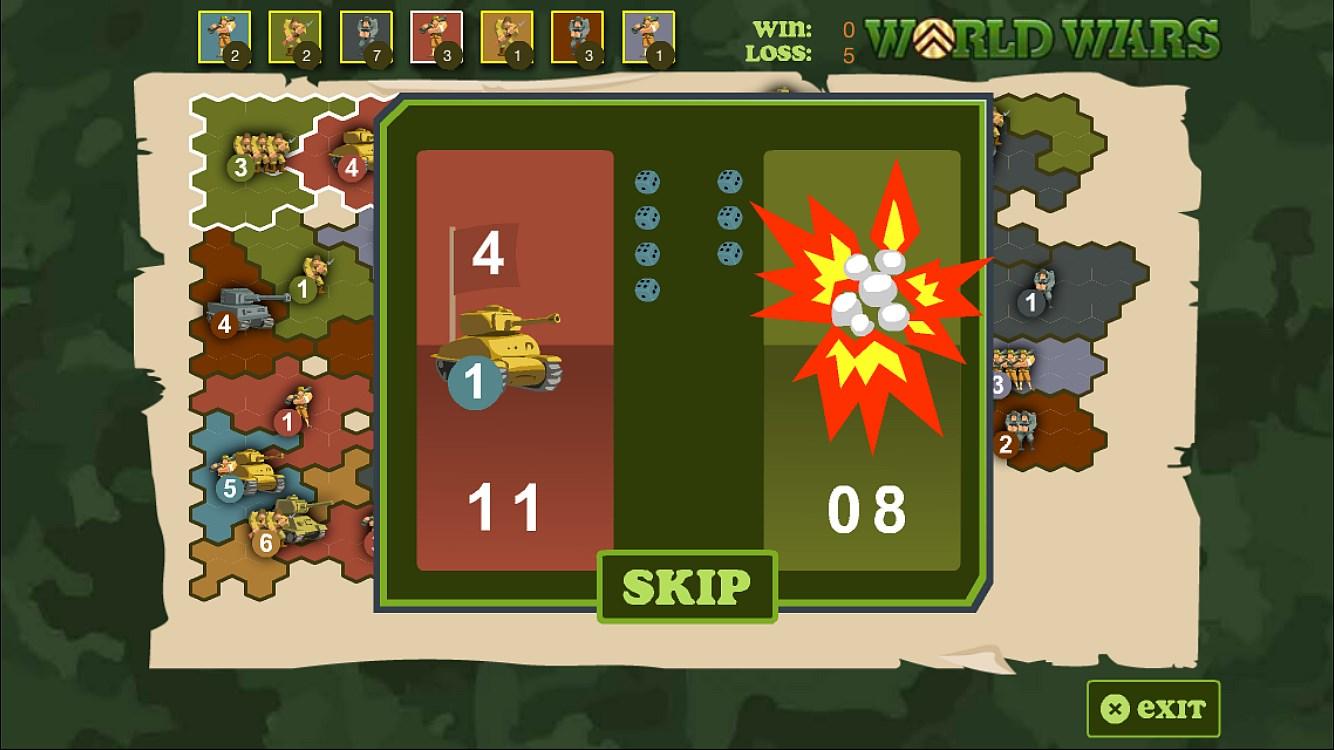 World Wars - Imagem 1 do software