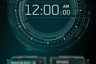 Marvel`s Iron Man 3 - JARVIS: A Second Screen Experience