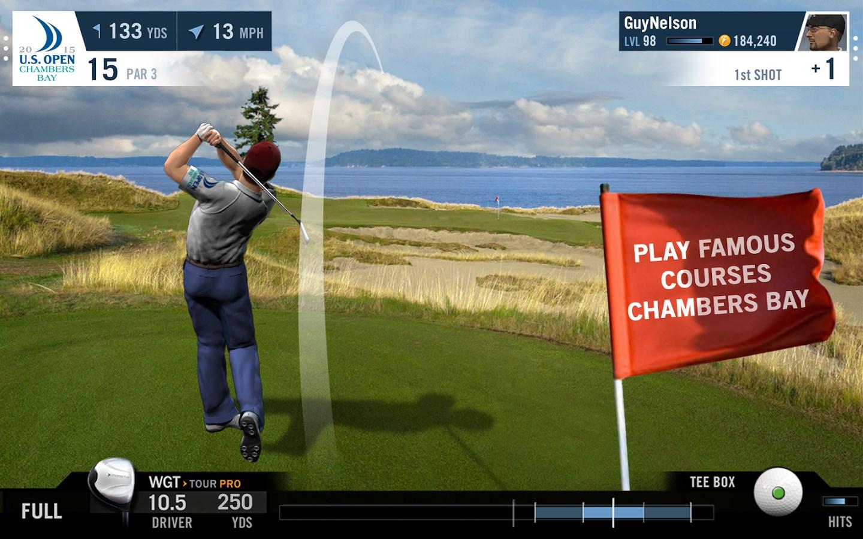 WGT Golf Mobile - Imagem 1 do software
