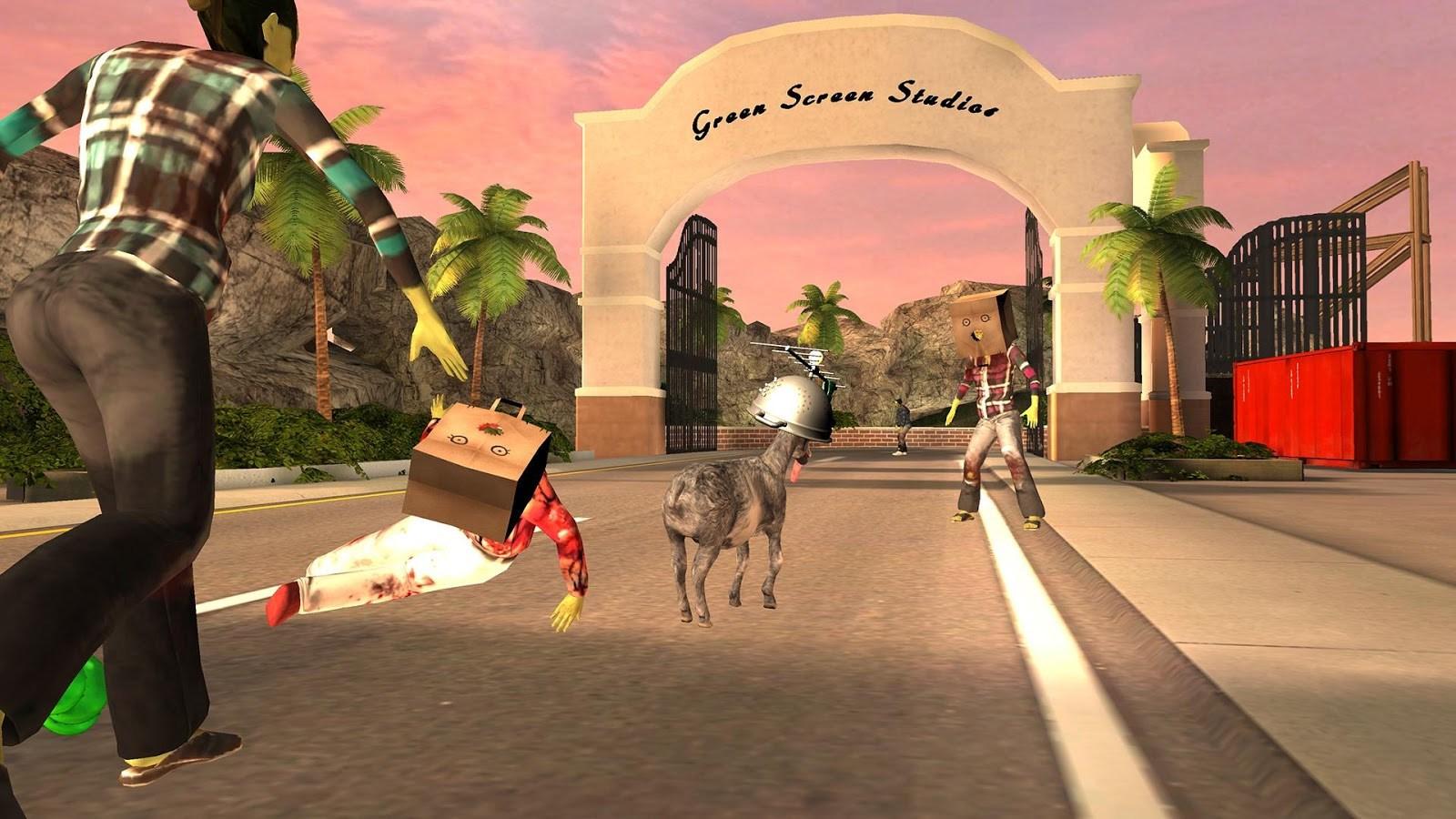 Goat Simulator GoatZ - Imagem 1 do software
