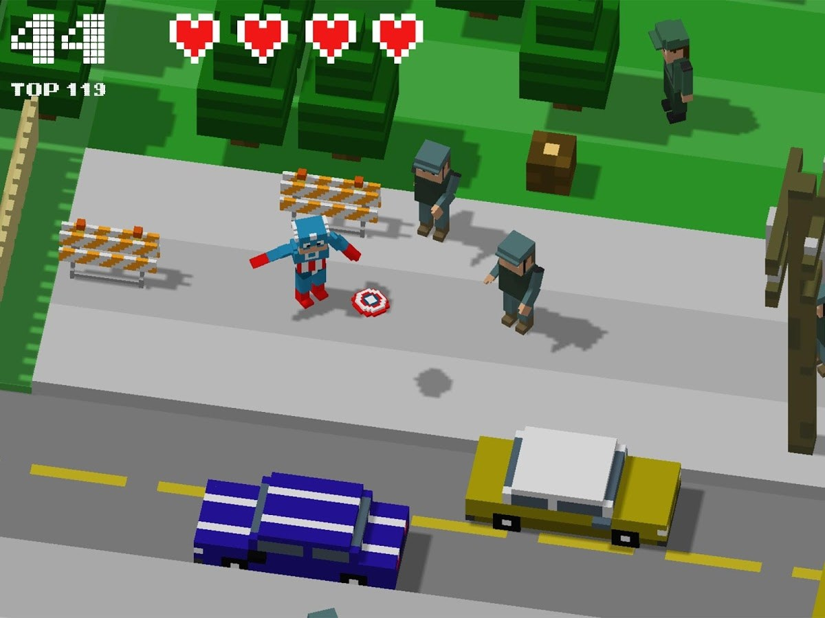 Crossy Heroes - Imagem 1 do software