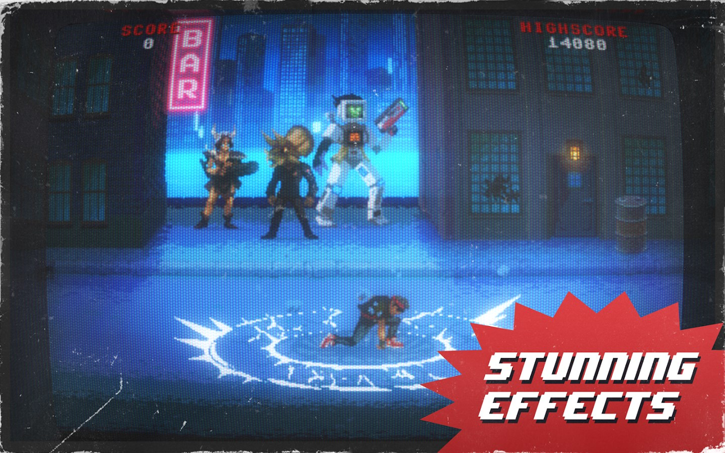 Kung Fury: Street Rage - Imagem 1 do software
