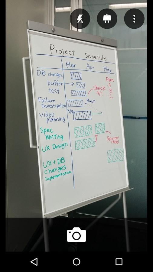 Office Lens - Imagem 1 do software