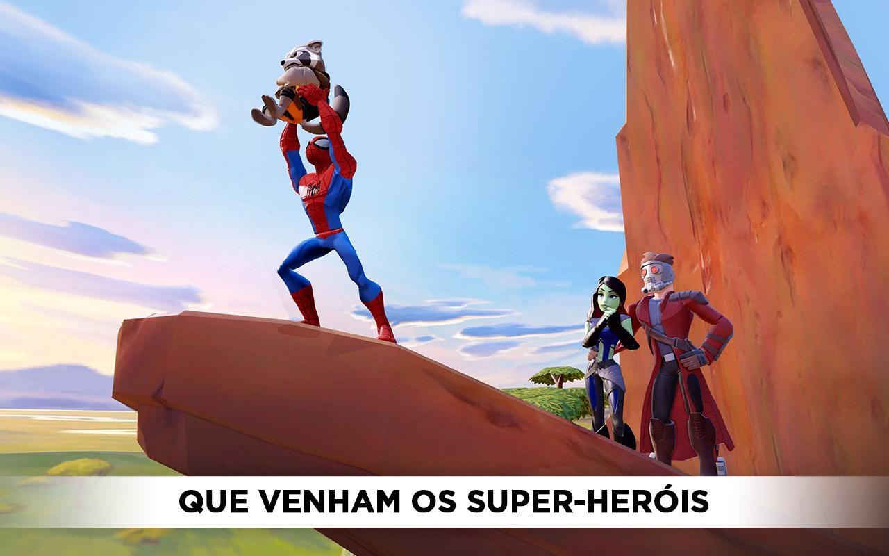 Disney Infinity: Toy Box 2.0 - Imagem 1 do software