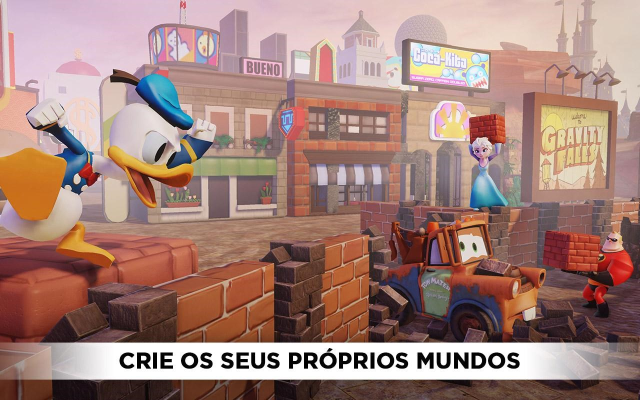 Disney Infinity: Toy Box 2.0 - Imagem 2 do software