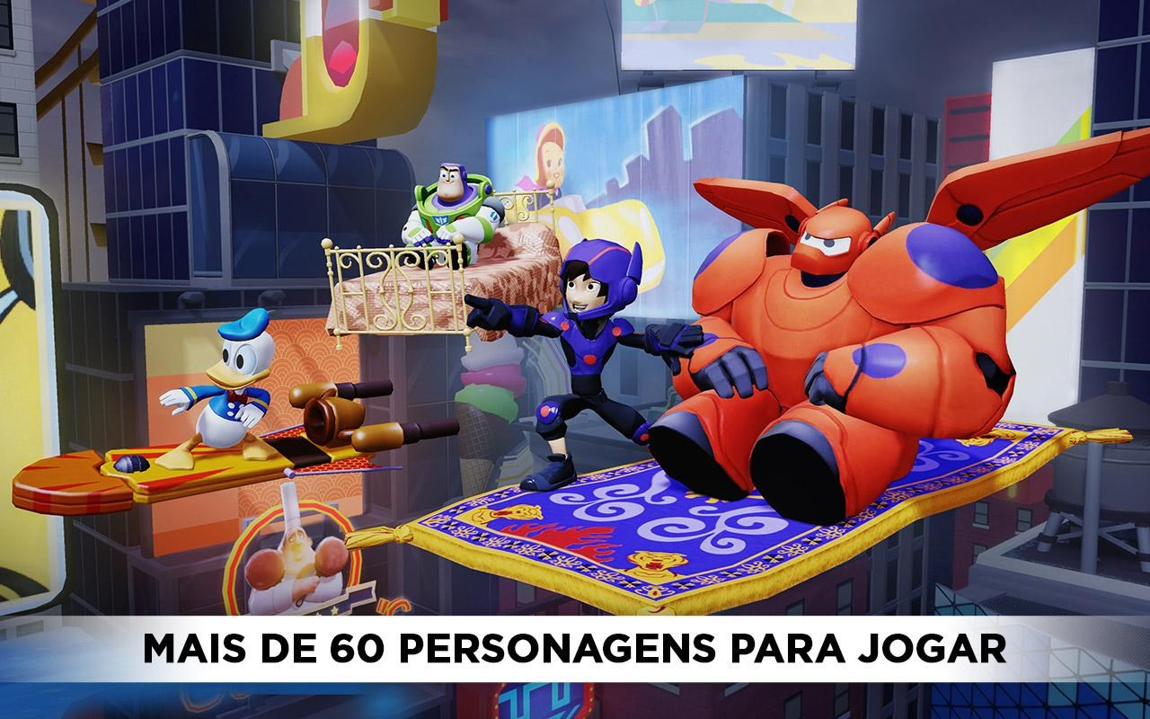 Disney Infinity: Toy Box 2.0 - Imagem 3 do software