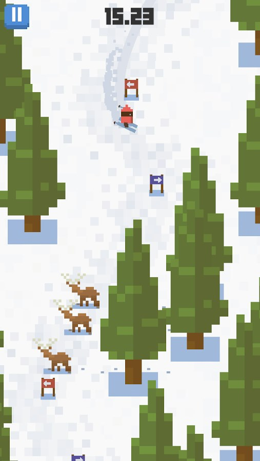 Skiing Yeti Mountain - Imagem 2 do software