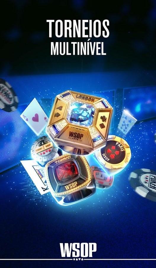 World Series of Poker – WSOP - Imagem 1 do software