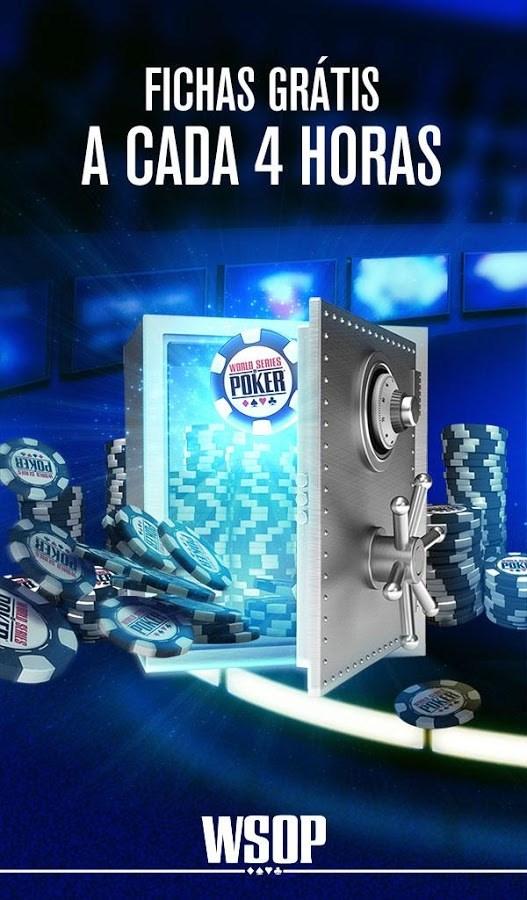 World Series of Poker – WSOP - Imagem 2 do software