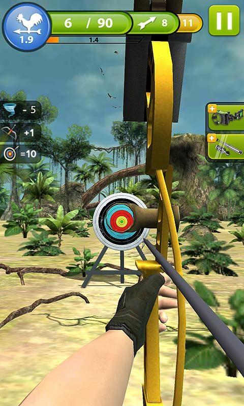 Tiro Mestre 3D - Archery - Imagem 1 do software