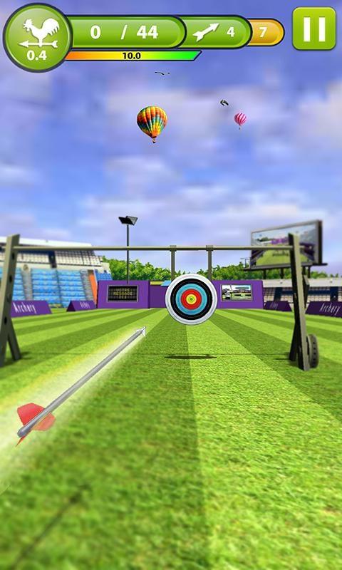 Tiro Mestre 3D - Archery - Imagem 2 do software