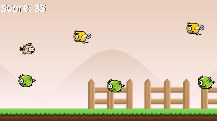 Tap Bird 2D - Imagem 1 do software