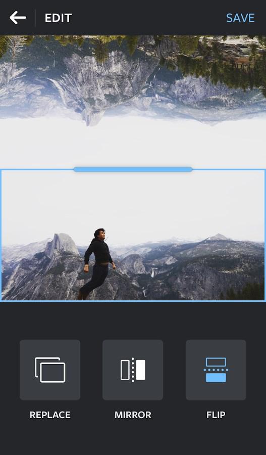 Layout from Instagram - Imagem 2 do software