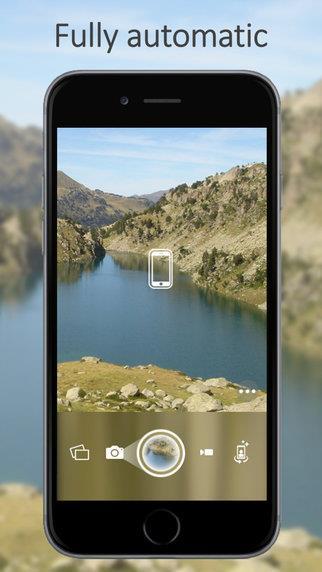 Camera51 - Imagem 2 do software