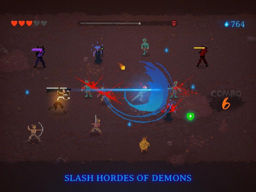 Dark Slash: Hero - Imagem 1 do software