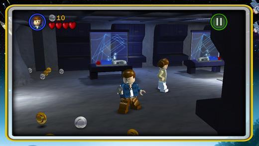 LEGO® Star Wars™:  The Complete Saga - Imagem 1 do software
