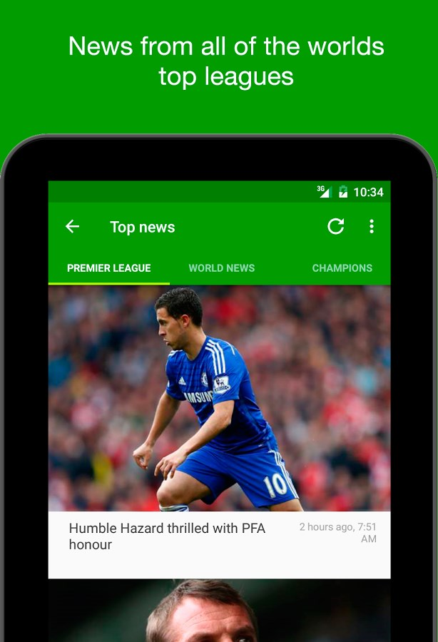 Soccer Scores - FotMob - Imagem 2 do software