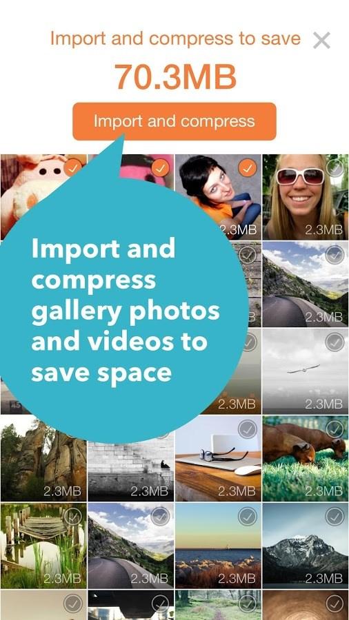 FotoFox - More Space More Photos - Imagem 1 do software
